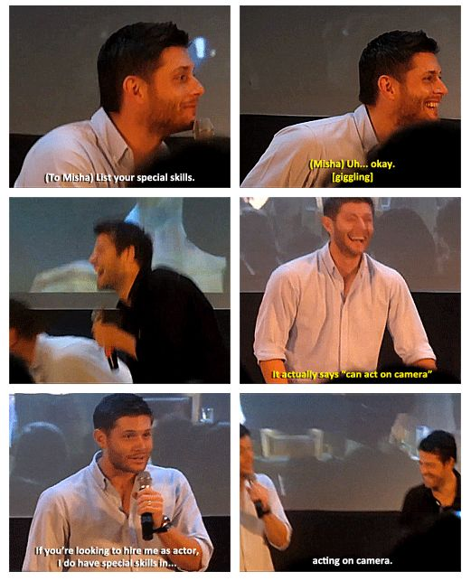 Misha S Resume Quot Can Act On Camera Quot Gifset Christo