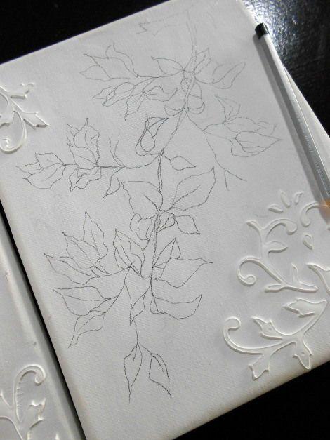 Petroschi Bianca - Pictura si deco aplicatii pe panza (23)