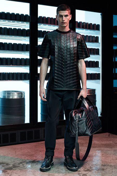 Alexander Wang   Spring 2015 Menswear Collection