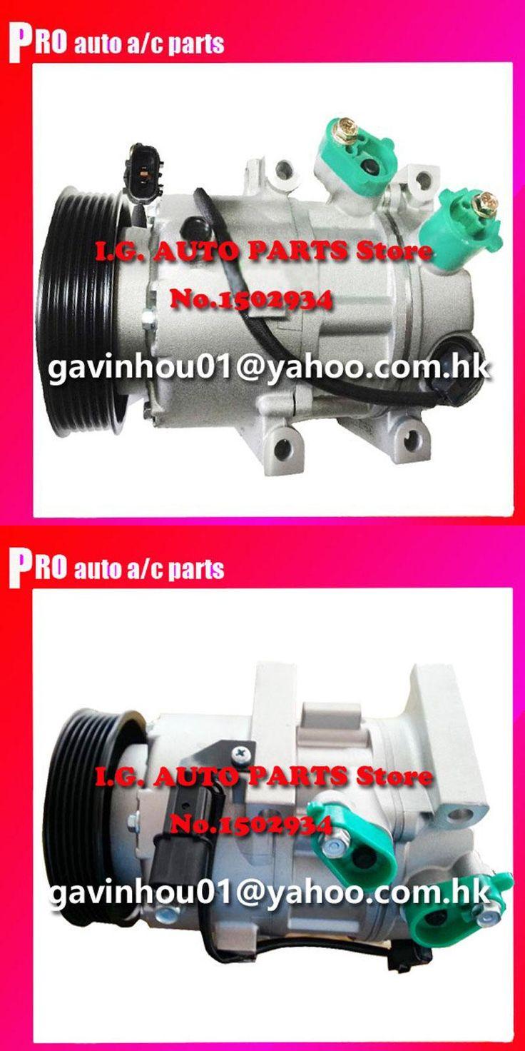 [Visit to Buy] HCC VS16 For Car Kia Optima/ For Car Hyundai Sonata Azera L4 2.0L 2.4L 2011-2014 a/c compressor 97701-3R000 977013R000 1198334 #Advertisement