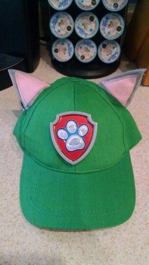 Rocky hat Paw Patrol