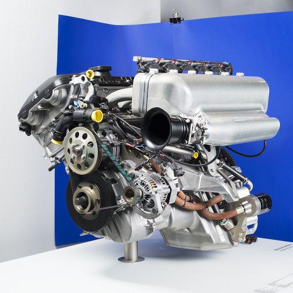 Mechanical engineering car engine - photo#37