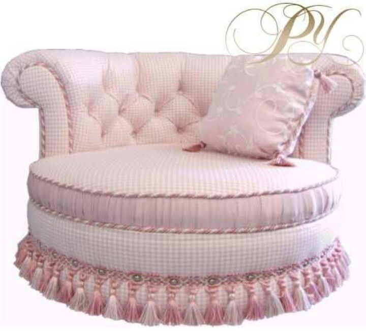 Shabby Chic ● Accent Chair