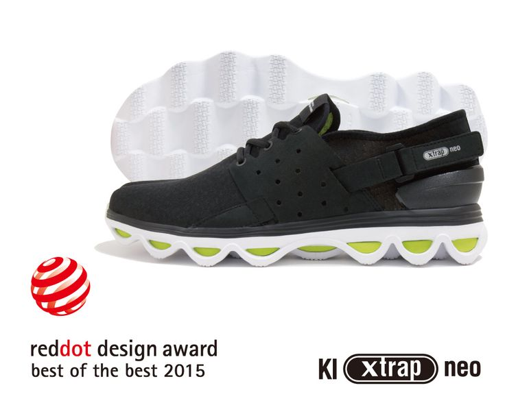 red dot design award best of the best 2015 케이아이 엑스트랩 네오  KI STRAP NEO