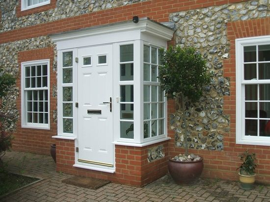 25 best small enclosed porch ideas on pinterest porch for Enclosed front porch house extension