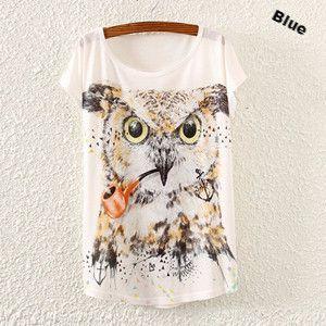 2016 New Fashion Vintage Spring Summer Harajuku T Shirt Women Clothing Tops Tshirt Blouse Print T-shirt Printed Woman tees