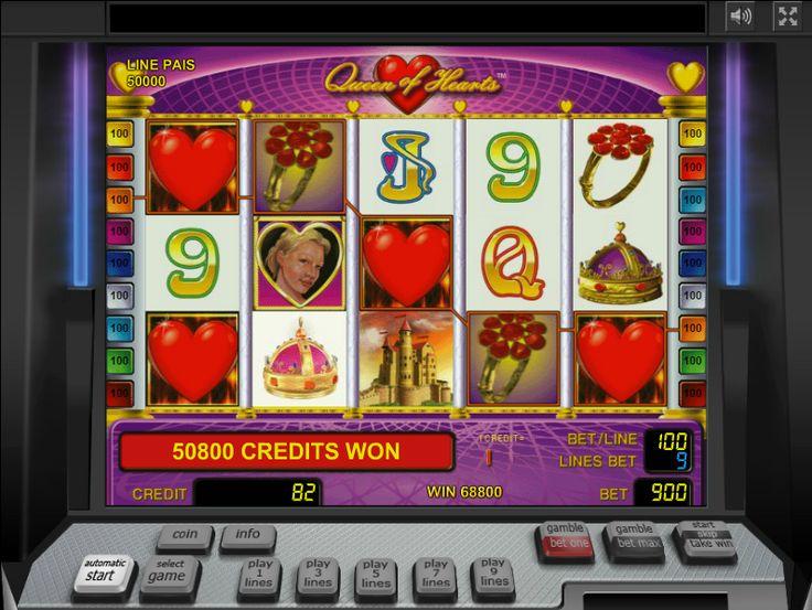 Секреты игрового онлайн слот аппарата Королева Сердец помогут игрокам, заработать с помощью игрового автомата. Играть бесплатно на автоматах.
