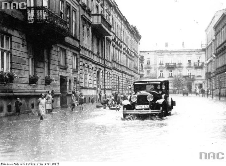 Data wydarzenia: 1931-08Fragment zalanej ul