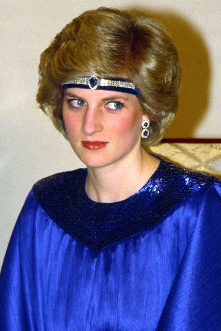 Diamonds Sapphires And Emeralds Oh My Princess Diana S