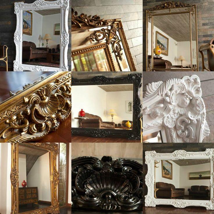 Modelos de espejo Circunflejo www.circunflejo.cl #deco #home #decoracion