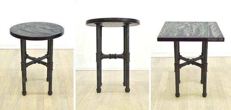 Loft pipe stool. Табурет столик в стиле лофт. Табурет из труб. Мебель из труб. Pipe furniture.