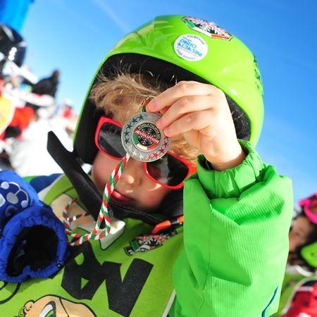 #Sci #Bambini #AEvolutionSkiSchool #SkiareaCampiglio #Folgarida #ValdiSole #Trentino