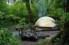 Camping Oregon: Top 10 tent sites