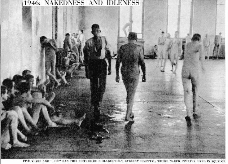 Philadelphia Insane Asylum