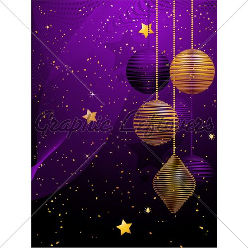 Purple And Gold Backgrounds Wallpaper A Christmas