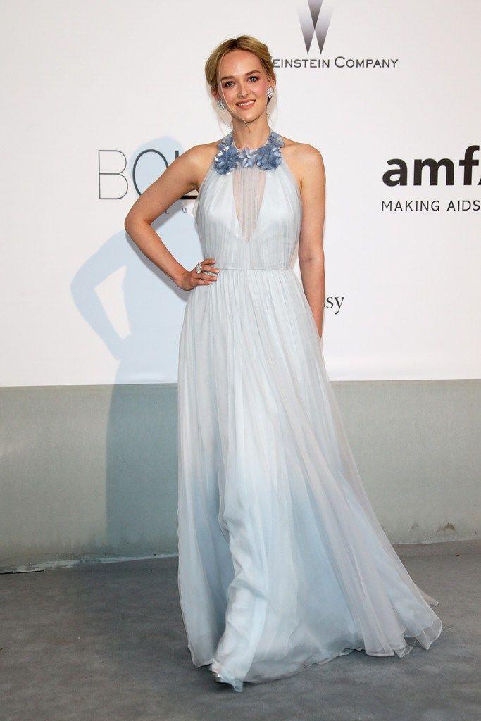 Jess Weixler in Honor Fall 2014, Worn at the amfAR 21st Cinema Against AIDS Gala in Cap d'Antibes, France