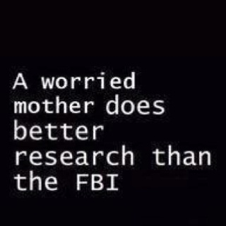 This mom sure does!