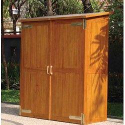25 best ideas about armoire de jardin on pinterest armoires en bois armoi - Armoire sur mesure leroy merlin ...