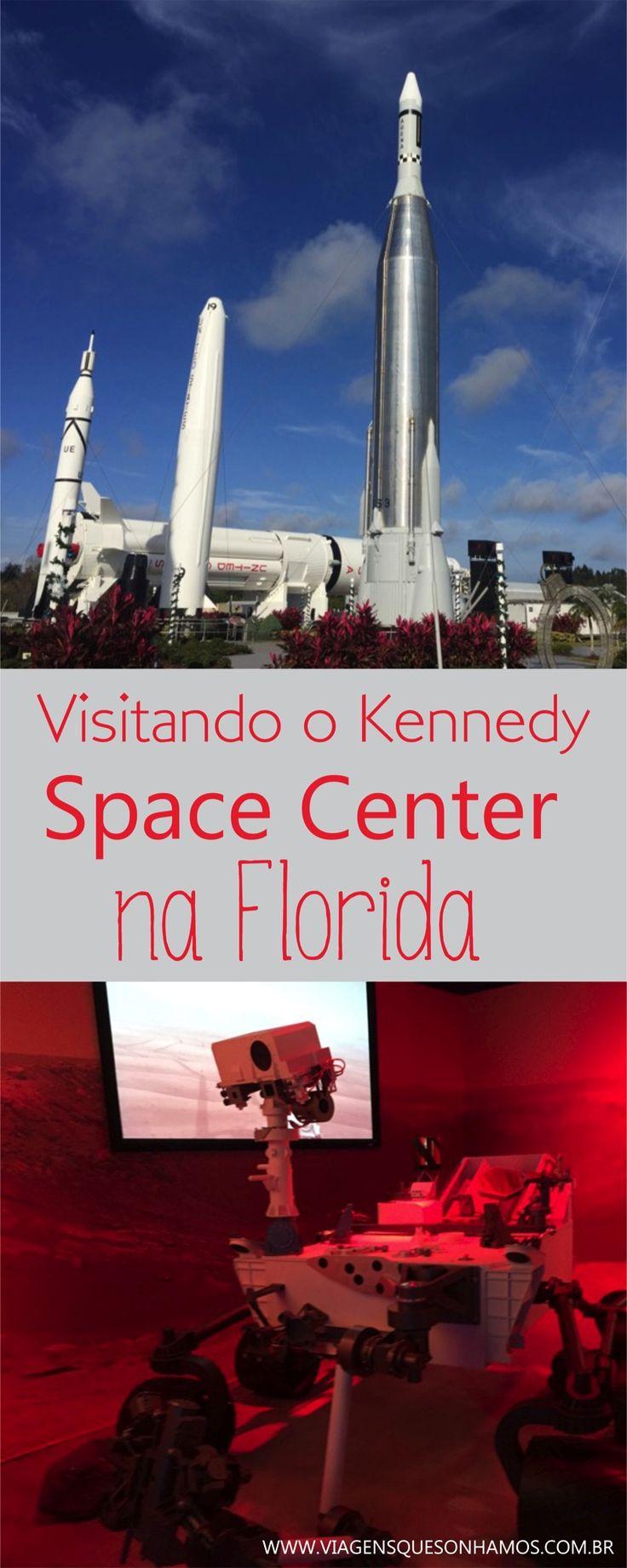 Cabo Canaveral Nasa Kennedy Space Center Parques de Orlando