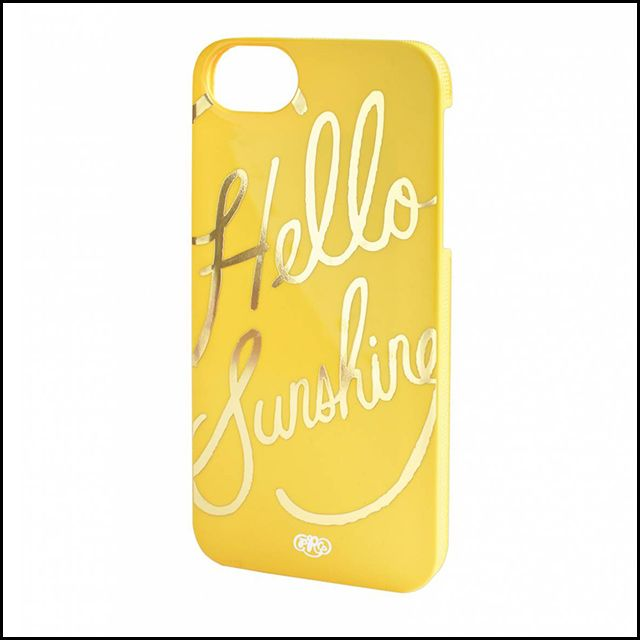 Rifle Paper Co. iPhone5 Case, $43.95
