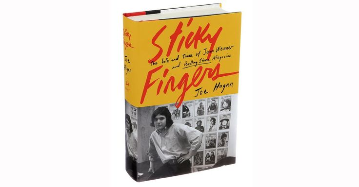 #MONSTASQUADD Books of The Times: 'Sticky Fingers' Captures Rolling Stone's Jann Wenner and the Culture He Helped Create