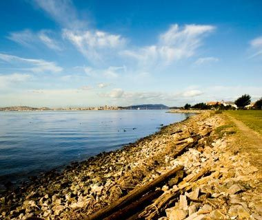 "Travel & Leisure's ""Coolest Suburbs Worth a Visit"" #7 is Alameda, California"