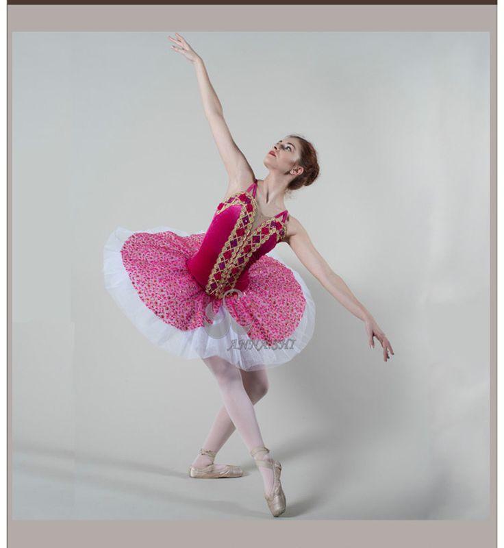 gratis verzending anna shi 2013 nieuwe stijl klassieke ballet tutu costumes|stage dans wear|performance jurk in eennna shi 2013 nieuwe ontwerp roze giselle ballet dans tutu' s am-130115-pcolour laten ziendonkerroodrodeperzik roodbab van ballet op AliExpress.com | Alibaba Groep