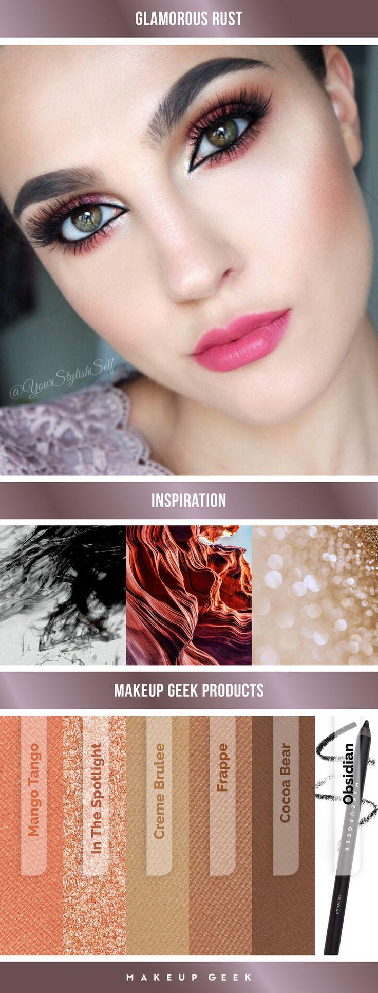 Grand glamour makeup tutorial