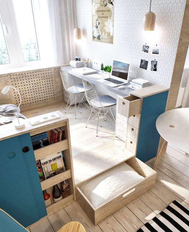 41 best ideen für jugendzimmer mit dachschräge images on Pinterest - tapeten fürs schlafzimmer