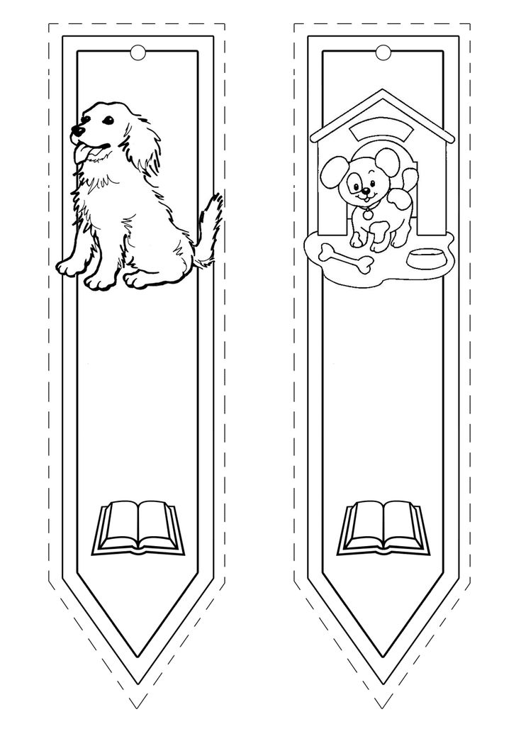 254 best Coloring bookmarks images on Pinterest Book markers - blank bookmark template