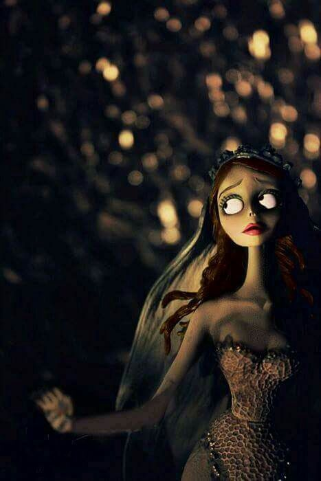 The corpse bride | Emily when she was still alive