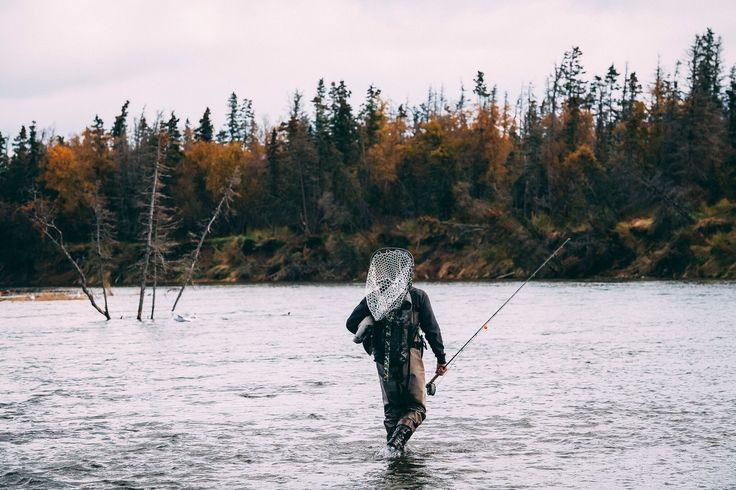 Sustainable fishing, Alaska. Photo by Kirstin Scholtz