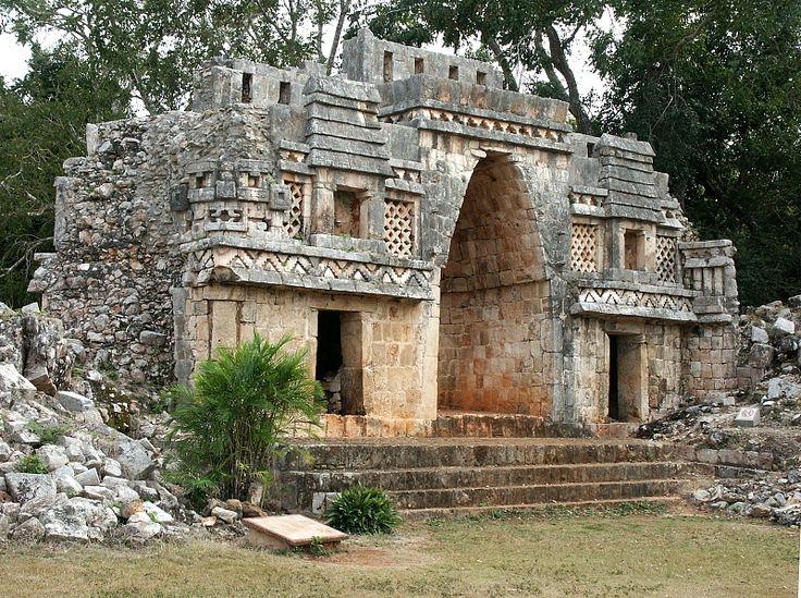 Labna, Yucatan, Mexico