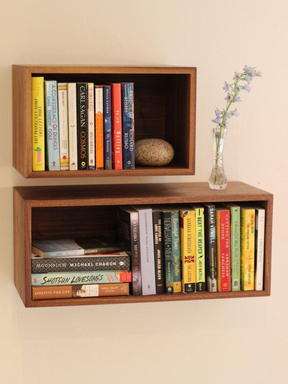 15 Cool Wall Bookshelves For Your Favorite Reads - Housely