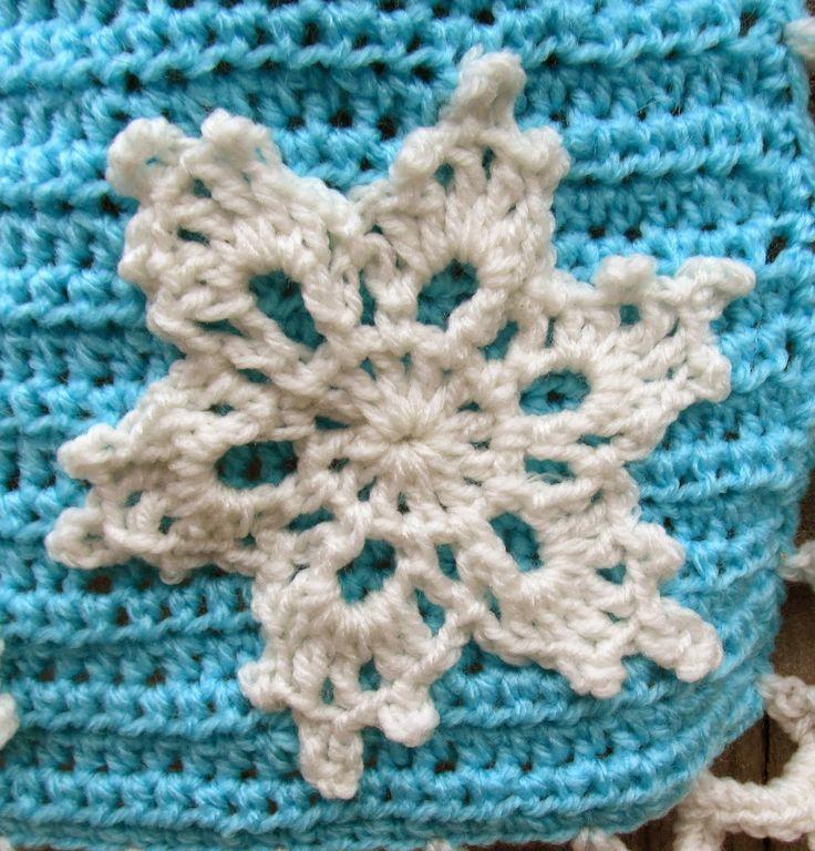 Increíble Patrón Yarmulke Crochet Ilustración - Manta de Tejer ...