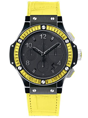 Spring Things - HUBLOT watch.