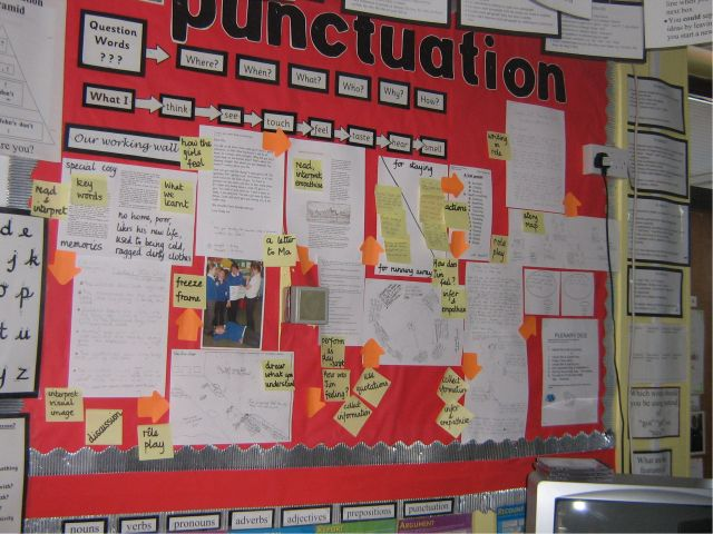 english working wall ks2 - Google Search