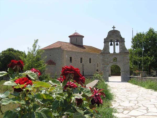 Monastery Dormition Saddles/ Ιερά Μονή Κοιμήσεως Θεοτόκου Σελλάδων