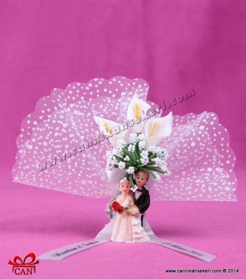 Gelin Damat Biblolu Nikah Şekeri B34  #nikahsekeri #cannikahsekeri #wedding #weddingcandy #gift #bride #gelinlik #dugun #davetiye #seker #love #fashion #life #me #nice #fun #cute