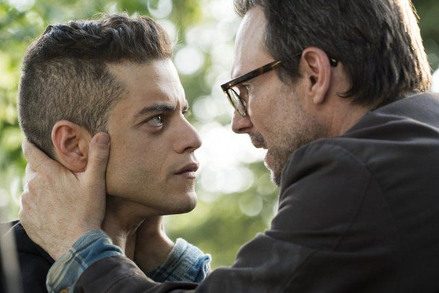 Rami Malek photos, including production stills, premiere photos and other event photos, publicity photos, behind-the-scenes, and more.