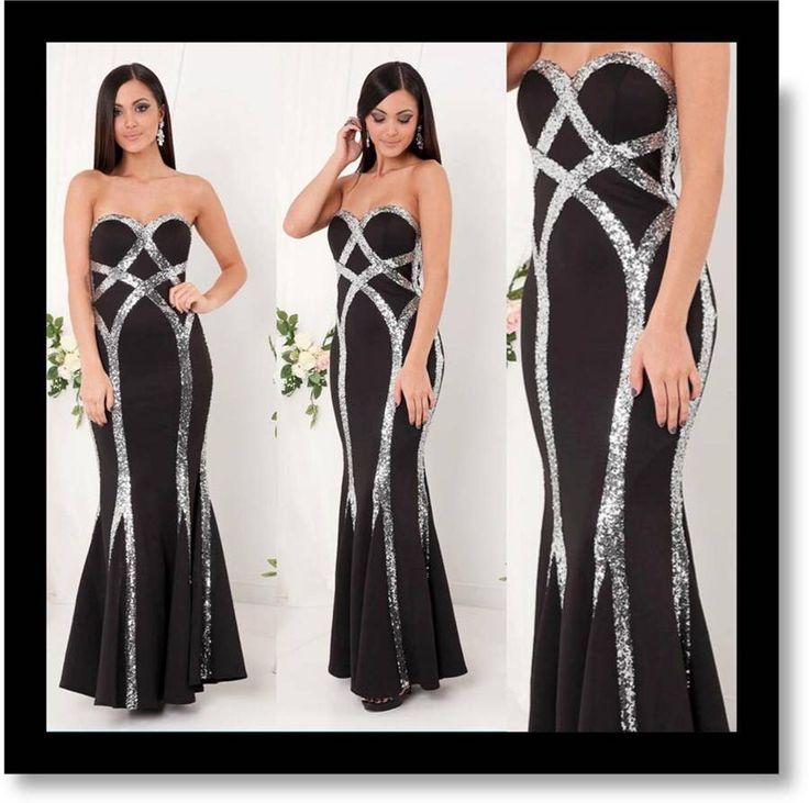Stunning Gown 8-18 ONLY $79.95
