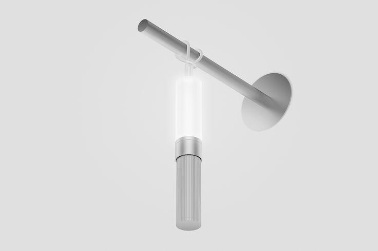 MUJI LED Aluminum Light on Behance