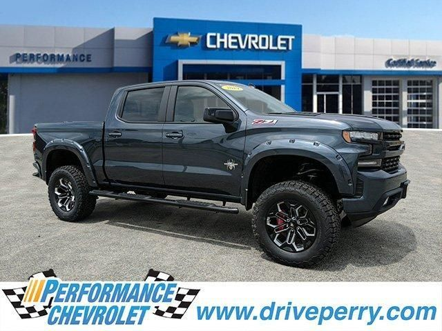 Check Out This 2019 Chevrolet Silverado 1500 Rst With The Sca