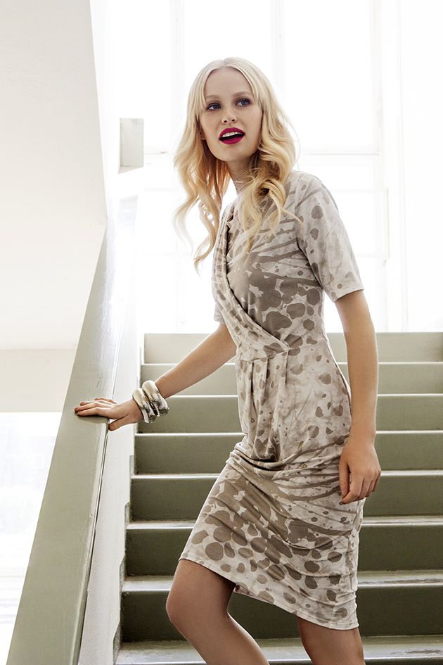 Hiekka dress - Nanso by Katri Niskanen S/S 14