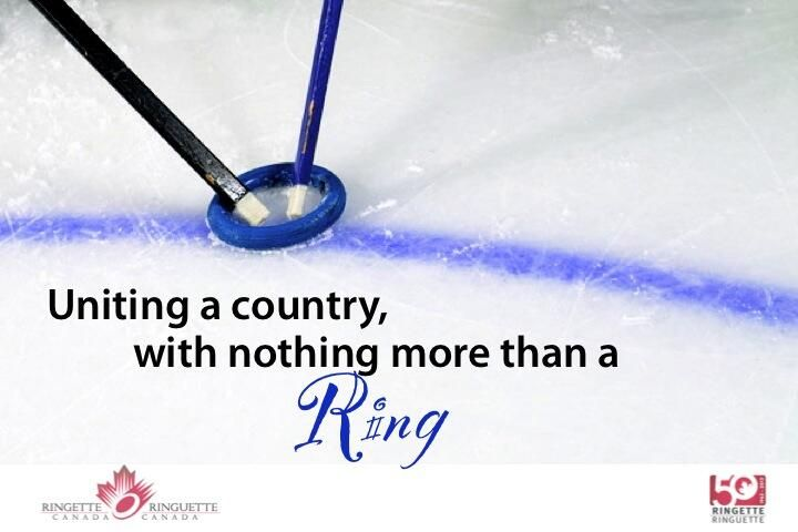 Twitter / ringettecanada: Uniting a country, with nothing ...