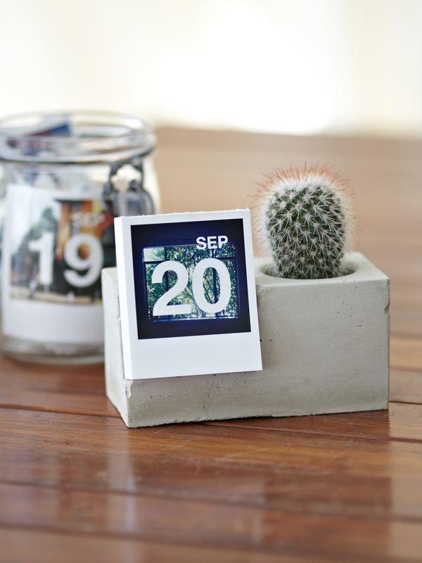 Printstagram Calendar.
