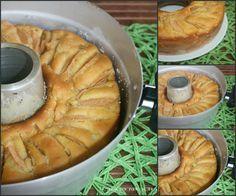 La ciambella di mele e ricotta ideale per una sana colazione o una merenda golosa