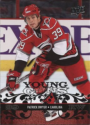 cool 2008-09 UPPER DECK SERIES 2 #459 PATRICK DWYER YOUNG GUNS ROOKIE CARD CAROLINA - For Sale View more at http://shipperscentral.com/wp/product/2008-09-upper-deck-series-2-459-patrick-dwyer-young-guns-rookie-card-carolina-for-sale/