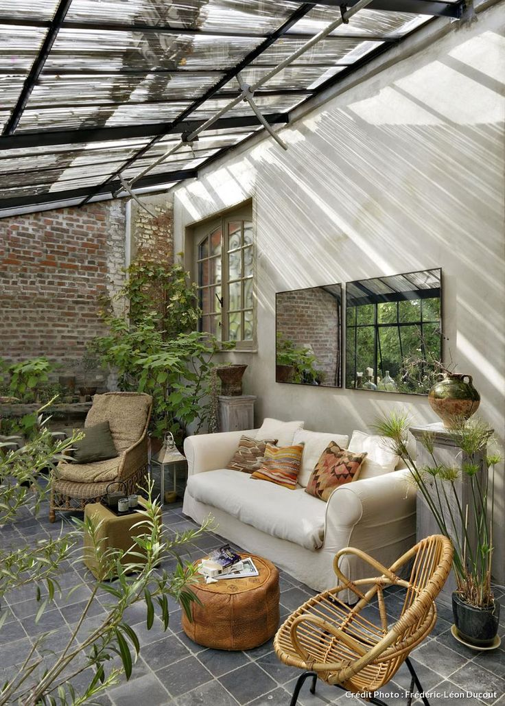 1000+ images about Véranda -Verrieres - Conservatory on Pinterest