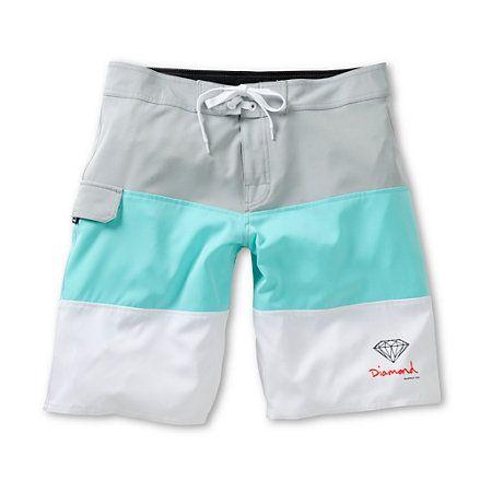 Diamond Supply Co Board Shorts